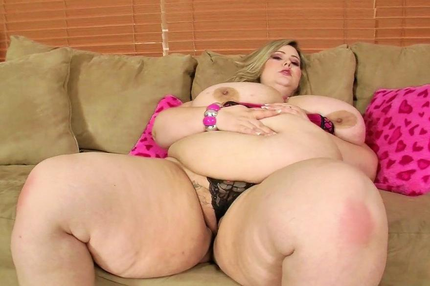 Fat woman with big pussy