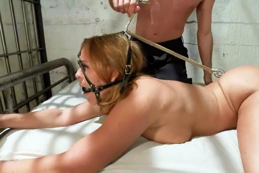 Wife bdsm bondage all charm!