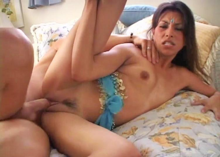 Wife fucks neighbor while husband watches