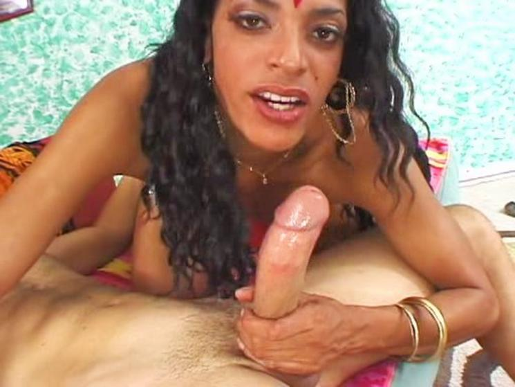 Asian women hand job video