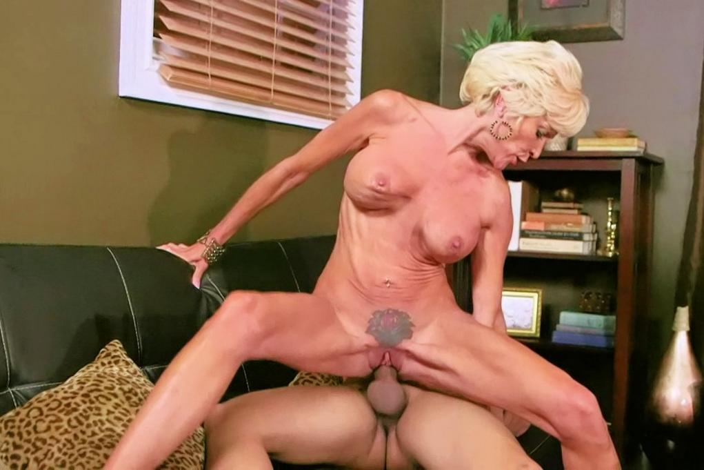 70 year old anal