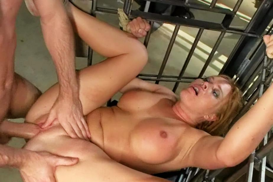 ass whipping a hot milf