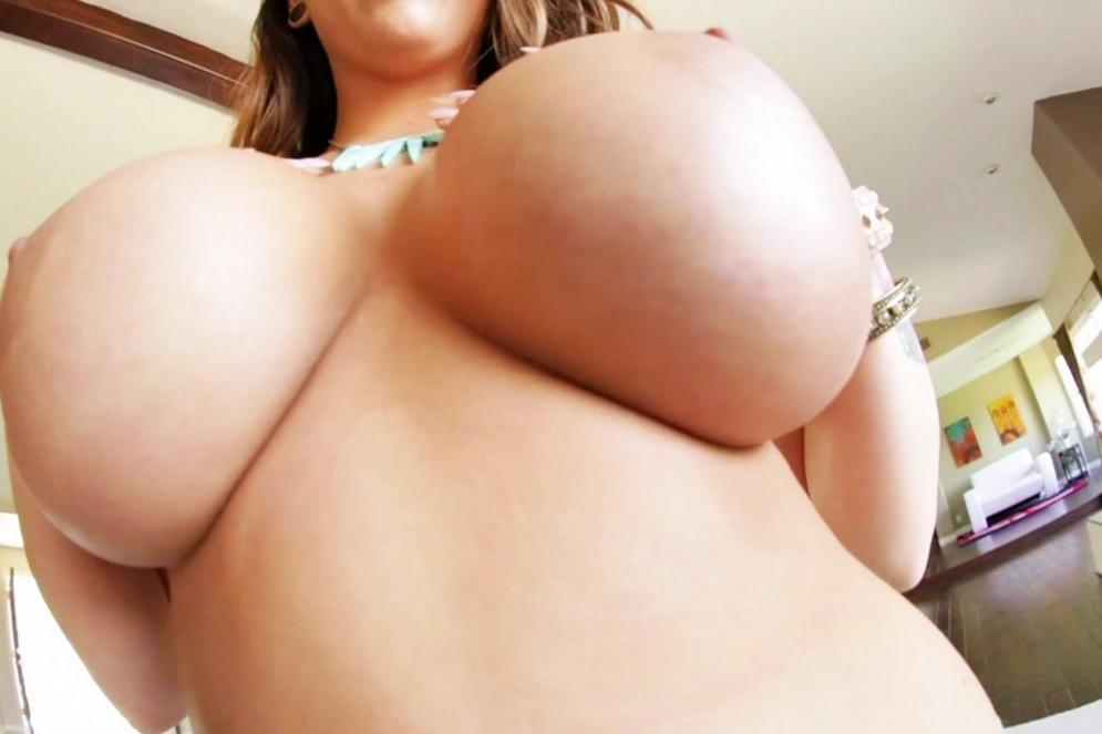 Latinas with large breasts