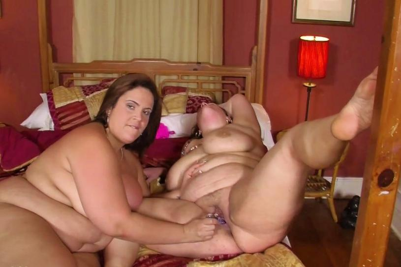 Chick fat old pussy video