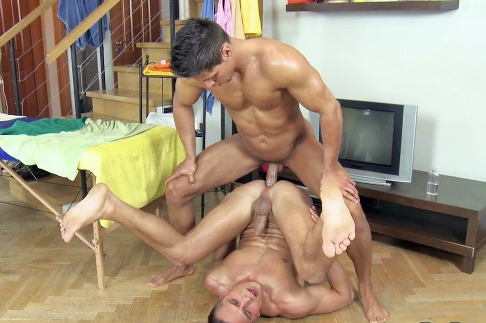 Grand dad gay porn