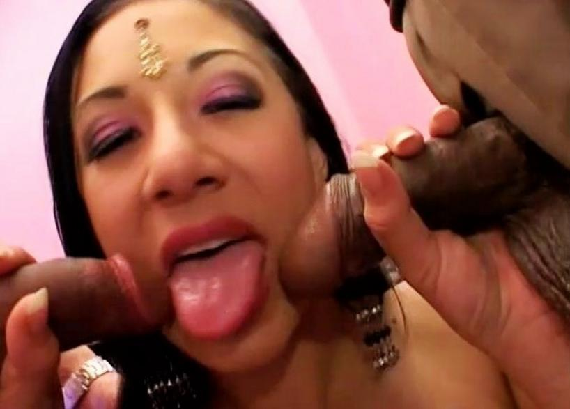Amateur interracial sluts