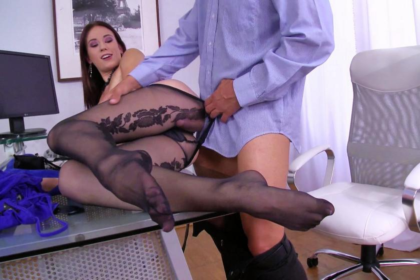 Nylon Fetish Videos Sexy Nylons Legs Feet