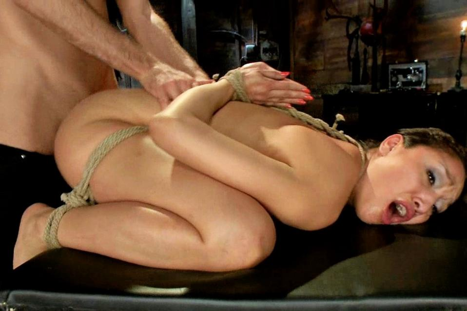 Pussy bondage hot slut orgasms poor little 9
