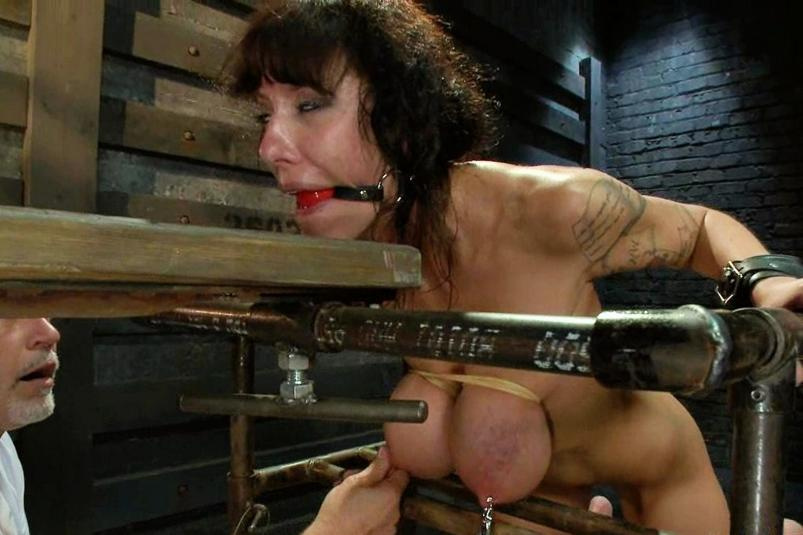Black woman bdsm tortured