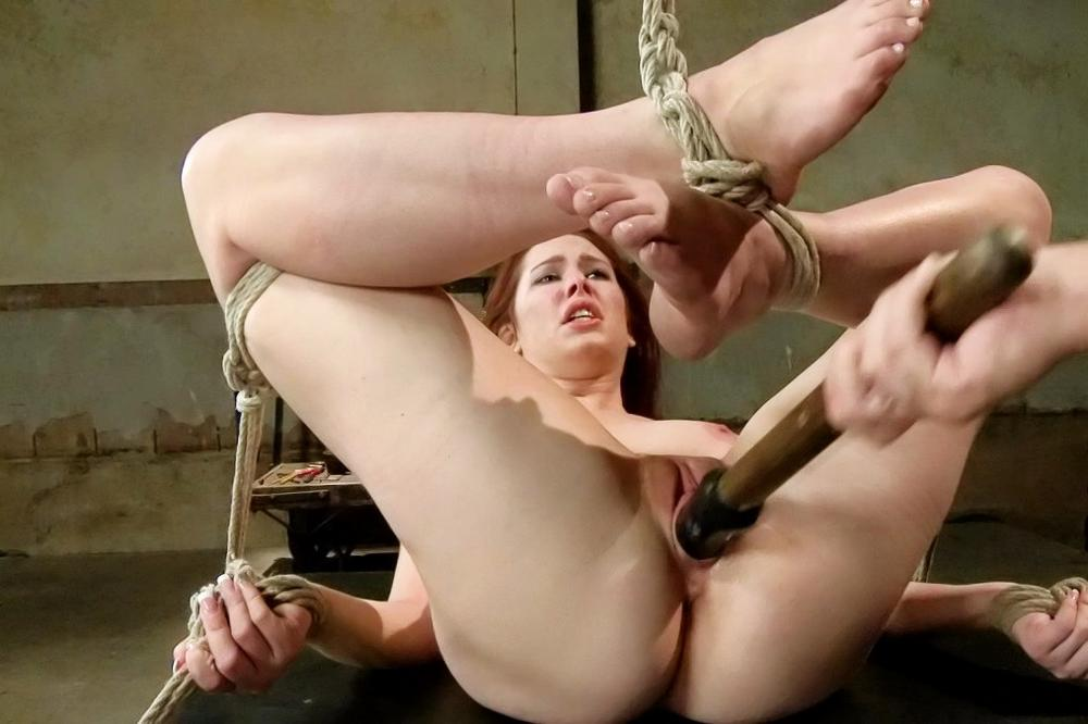 Naked women in submission