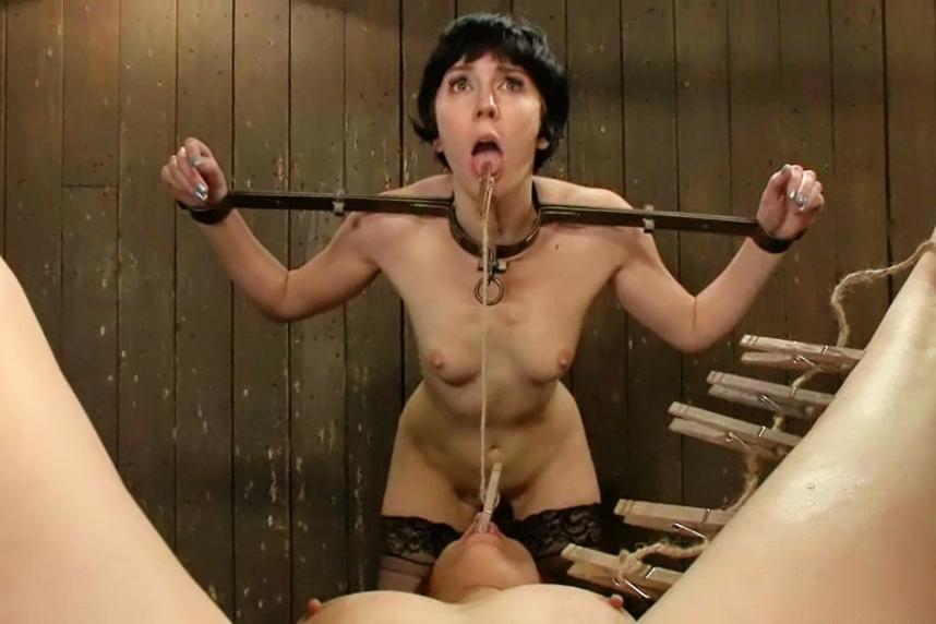 slave girl training porn